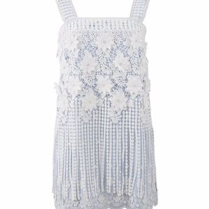 Alexis Fulton Lace Minidress